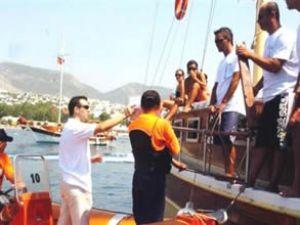 Sahil Güvenlik ekipleri nefes aldırmadı
