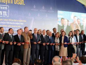 Başbakan, Sarıyer-Çayırbaşı tünelini açtı
