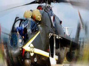 Rusya'da helikopter düştü, 3 kişi öldü