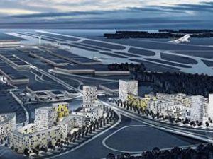 Berlin'deki havaalanı açılışı yine ertelendi