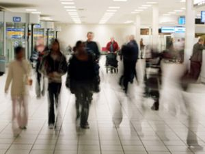 Havayolu yolcusu Kasım'da % 4.6 arttı