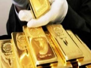Havalimanında külce altınlarla yakalandı