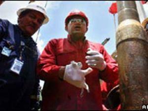 Venezuella ABD gemisine el koydu