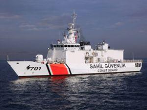RMK Marine 'TCSG Yaşam'ı denize indiriyor