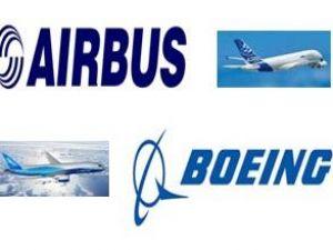 Petrol fiyatları uçak üreticilerine yaradı
