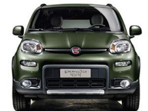 Fiat Panda'nın  4x4 versiyonu ortaya çıktı
