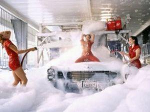 Arabasını 10 kez yıkatana özel hizmet