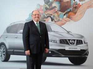 Nissan, 415 bin 43 adetlik satış gerçekleştirdi