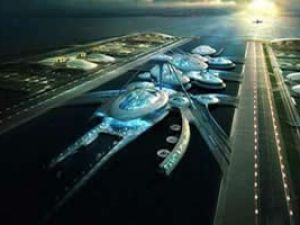 İngiltere'nin 'yüzer havaalanı' olacak.