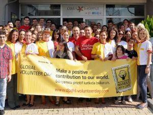 Gönüllüler günü130 ülkede kutlandı