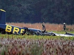 Academy'e ait eğitim uçağının enkazına ulaşıldı