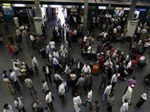 Trablus Havaalanı'nda uçak seferleri başladı
