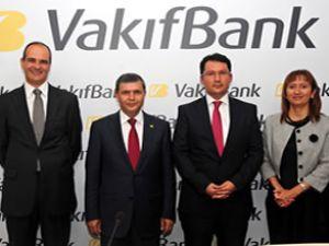 VakıfBank'a 735 milyon dolar sendikasyon kredisi
