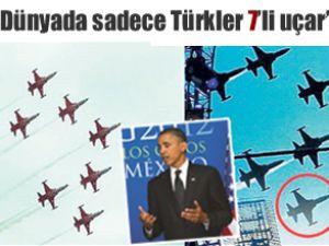 Türk Yıldızları'na ait görüntüler ortaya çıktı