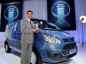 Ford Otosan'dan Hannover'de duble