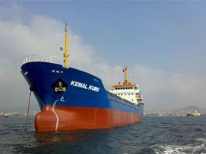Kuruyük gemisi Gelibolu'da karaya oturdu