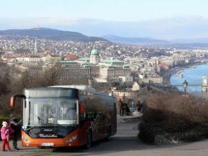 Avrupa otobüs satışlarını %40 artırmayı hedefliyor