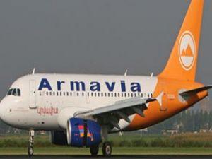 Ermenistan Havayolları Armavia iflas etti