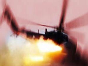 Sudan'da görevli BM helikopteri düştü