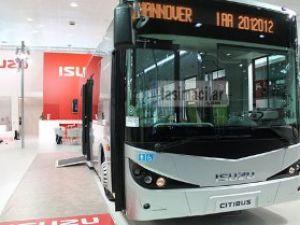 Isuzu, IAA Ticari Araçlar Fuarı'nda tanıtılıyor