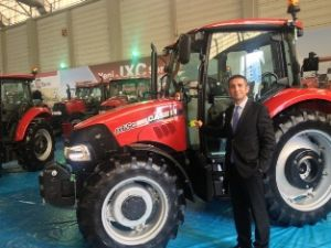 Case IH'in güçlü traktörleri İzmir Fuarı'nda