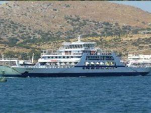 Negmar, Eskihisar feribot seferlerini başlatıyor