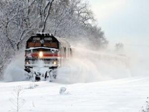 60 yıllık demiryolu hattı yenileniyor