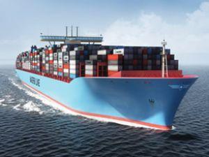 Maersk'den aşırı yüklü konteynerlere ceza