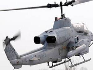 ABD, süper Cobra helikopterleri gönderdi