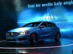 Yeni Mercedes-Benz A-Serisi artık Türkiye'de