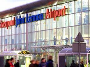 İngiltere'deki en dakik havaalanı L.j Lennon Airport