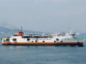 Feribot yük gemisiyle çarpıştı: 8 ölü