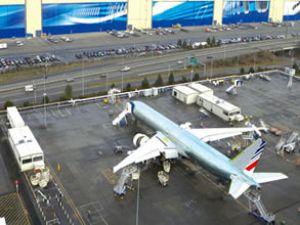 Boeing 737 Sevkiyat Merkezi'ni büyütüyor