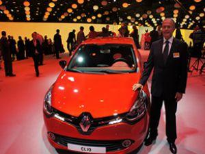 Renault fuarda otomobil severlerle buluşuyor
