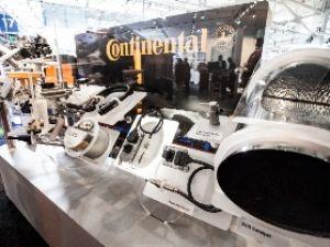 Continental, IAA Fuarı'na damgasını vurdu