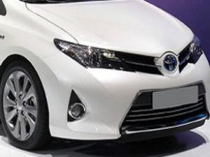 """Toyota modelin ismini """"Corolla"""" olarak açıkladı"""