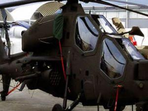 Atak helikopteri katılımcılardan tam not aldı
