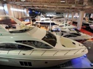 İstanbul Boat Show, yarın ziyaretçilere açılıyor