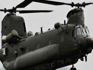 Mehmetçik Chinook helikopterleriyle taşınacak