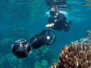 Google Street View deniz altına da indi!