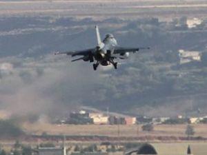 PKK liderlerinin bulunduğu kamp bombalanıyor