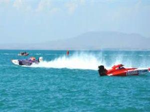 Off-Shore 225. Şampiyonası Gaziantep'te yapıldı