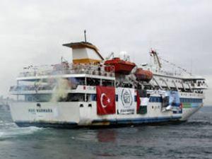 Mavi Marmara Davası başladı