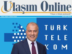 'Ulaşım Online'nın Ekim sayısı çıktı