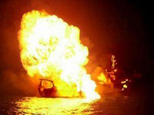 Gemide korkunç yangın: 200 ölü