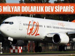 Brezilyalı Gol, 60 adet Boeing 737 sipariş etti