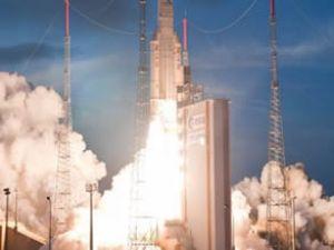 52'nci SES uydusu yörüngedeki yerini aldı