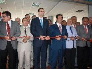 Mersin Uluslararası Lojistik Fuarı açıldı
