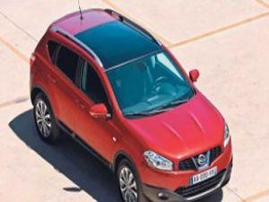 Nissan, pazar payını yüzde 3,7′ye çıkardı