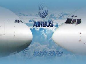 Boeing uçak satışında Airbus'ı solladı